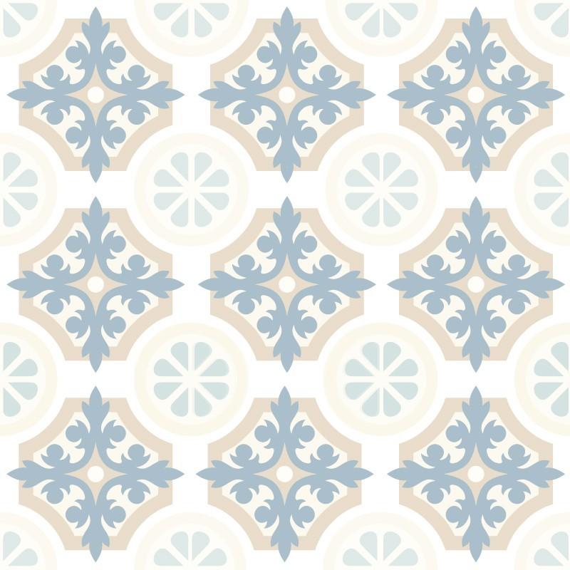 carreau ciment bleu cementtile carreau ciment esher bleu hex with carreau ciment bleu trendy. Black Bedroom Furniture Sets. Home Design Ideas